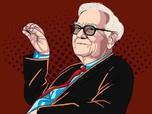 Bukan Uang, Ini Kunci Rahasia Sukses Warren Buffett