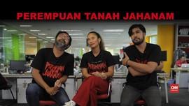 VIDEO: Momen 'Jahanam' Para Pemain 'Perempuan Tanah Jahanam'