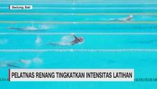 VIDEO: Pelatnas Renang Tingkatkan Intensitas Latihan