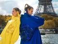 Unjuk Gigi Desainer Muda 'SMK' di Panggung Mode Paris