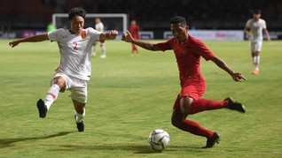 Live Streaming Timnas Indonesia U-19 vs Timor Leste