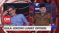VIDEO: Debat Seru Rocky & Arief Soal Koalisi vs Oposisi
