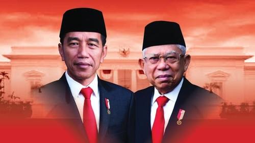 Pelantikan Jokowi-Ma'ruf