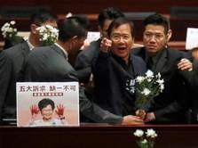 Benarkah China Segera Copot Pemimpin Hong Kong?