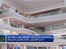 Laba Unilever Indonesia Anjlok 24,37% YoY