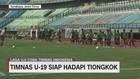VIDEO: Timnas U-19 Siap Hadapi Tiongkok