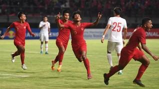 Timor Leste Waspadai Ancaman Lini Depan Timnas Indonesia U-19