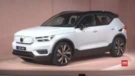 VIDEO: Penampakan Mobil Listrik Pertama Volvo