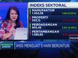 Menilik Rally IHSG Jelang Pengumuman Kabinet Jokowi