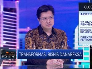 Bisnis Infrastruktur Keuangan, Transformasi Ala Danarek