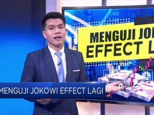 Menguji Jokowi Effect Lagi