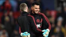 Kesalahan Fatal Romero Nyaris Buat MU Kalah dari Club Brugge