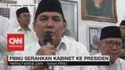 VIDEO: PBNU Serahkan Kabinet Ke Presiden