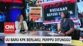 VIDEO: UU KPK Berlaku, Perppu Ditunggu
