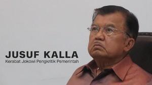 VIDEO: Jusuf Kalla, Kerabat Jokowi Pengkritik Pemerintah