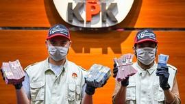 KPK Temukan Rp15 Juta Saat Sidak di PN Jakbar