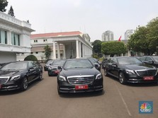 Bakal Ada Fasilitas 'Wah' Tamu Negara di Pelantikan Jokowi
