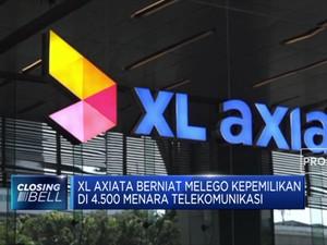 Setelah Indosat, XL Axiata Juga Akan Jual Menaranya