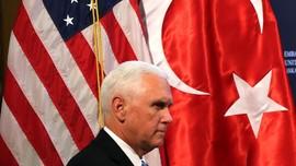 Turki Tangguhkan Serangan ke Suriah
