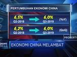 Terkontraksi, Ekonomi China Hanya Tumbuh 6%