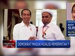Kabar AHY Jadi Menteri Jokowi ? Ini Kata Roy Suryo