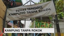 VIDEO: Mengunjungi Kampung Tanpa Rokok di Cipinang