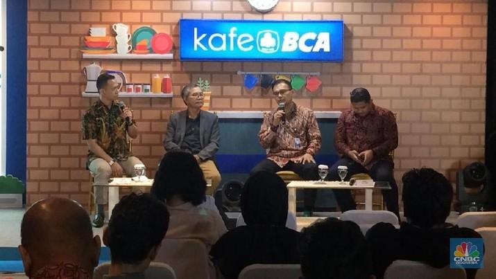 PT Bank Central Asia Tbk (BCA/BBCA) memproyeksikan ekonomi Indonesia di tahun 2020 akan tumbuh di kisaran 5-5,2%