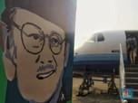 Intip Sensasi Jadi Pilot Pesawat N250 di Habibie Festival