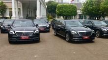 Mercy Pinjamkan Mobil untuk Tamu Negara di Pelantikan Jokowi