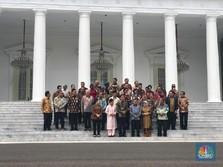 Ssst! Para Menteri Ini Pernah Diganggu Jokowi Malam-Malam