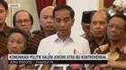 VIDEO: Komunikasi Politik Kalem Jokowi Atas Isu Kontroversial