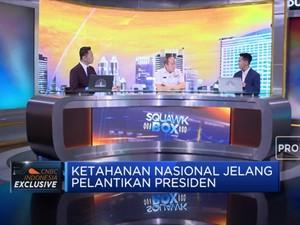 Jelang Pelantikan Jokowi, Lemhannas Himbau Jaga Stabilitas