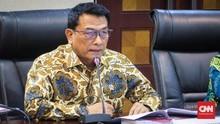 Moeldoko: Perusahaan China Garap PLTG Celukan Bawang