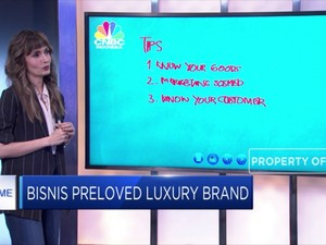 Tips Bisnis Preloved Ala The Brand Buffet