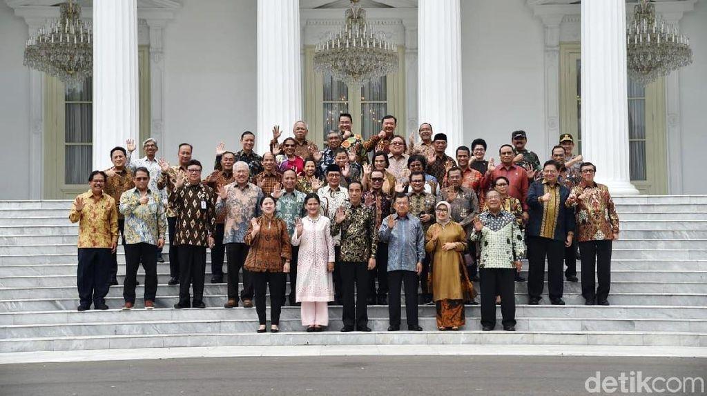 Daftar Menteri Kabinet Kerja yang Sudah Pasti Diganti Sejauh Ini