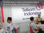 Telkom Buka 1.000 Lowongan Kerja, Ini Posisi & Gajinya