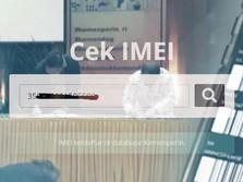 Akhirnya Aturan IMEI Terbit, Ponsel BM Hanya Bisa Buat Foto
