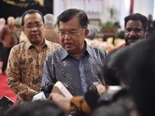Ramalan JK Soal Kapan Akhir dari Pandemi Covid-19 Indonesia