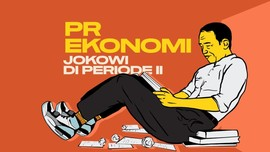 INFOGRAFIS: PR Bidang Ekonomi Jokowi di Periode II