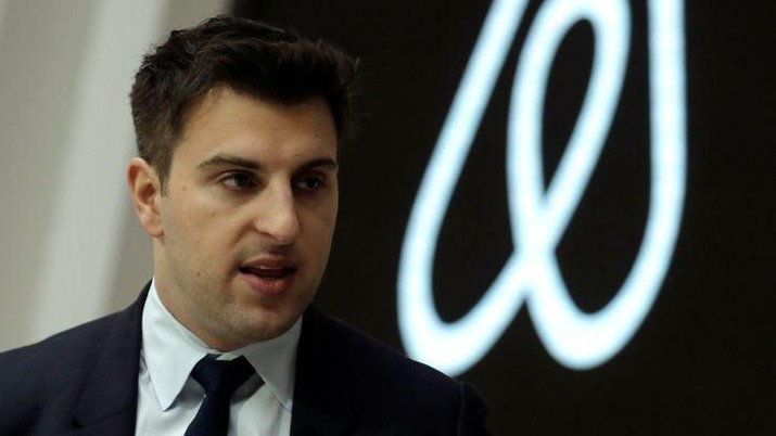 Brian Chesky, CEO and co-founder Airbnb/Mike Segar | Reuters