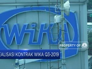 Realisasi Kontrak Wika Masih 41,69% dari Target 2019