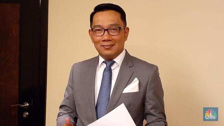 Sah! Ridwan Kamil Ketok UMK, Karawang Tertinggi Rp 4,59 Juta