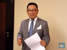 Ridwan Kamil Klaim Jabar Kebanjiran Investasi Rp 53 T