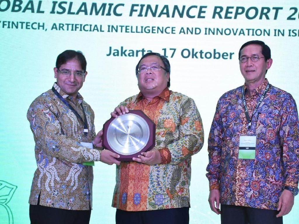 Posisi Indonesia Dalam Pasar Keuangan Syariah Global