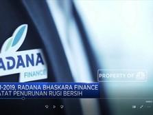 Radana Bhaskara Finance Catat Penurunan Rugi Bersih