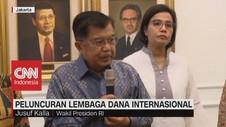 VIDEO: Peluncuran Lembaga Dana International