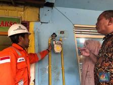 2027 Tak Impor LPG, Pertamina Andalkan PGN Bangun Jargas