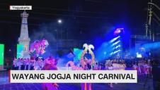 VIDEO: Wayang Jogja Night Carnival