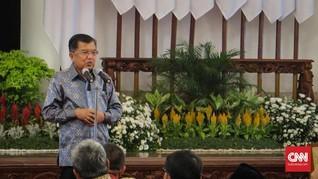 JK: Selamat Bekerja untuk Menteri yang Lanjut Bersama Jokowi