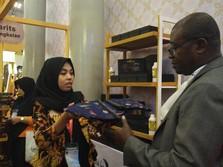 Jual Batik Go International, Pengusaha Ini Cuma Bermodal KTP